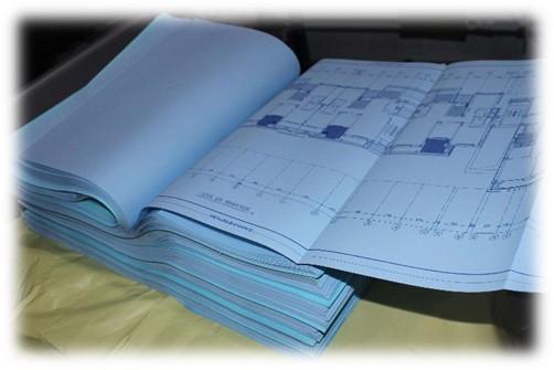 工程图纸(复印、打印、扫描)